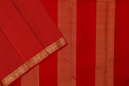 Sita mahalakshmi kanjivaram silk saree PSSM05SMLGAV201124