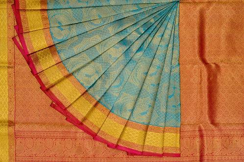 Shreenivas silks Kanjivaram silk saree PSSR011208