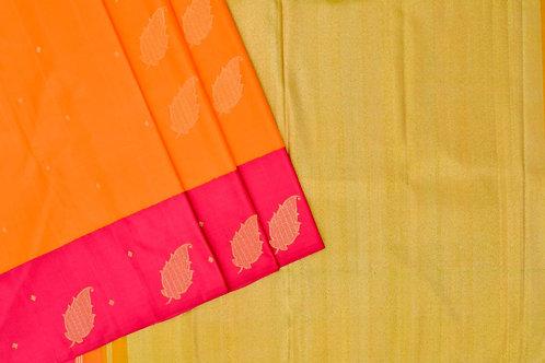 Kanjivaram silk saree SS1441