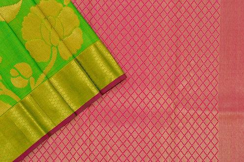 Sita mahalakshmi kanjivaram silk saree PSSM05OGOS04