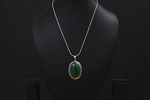 Lasya Pendant with chain LA0046