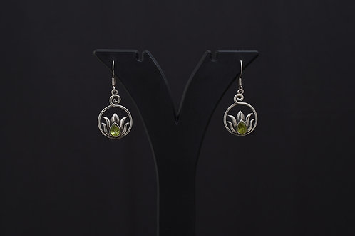 Lasya Silver Earrings LA0003