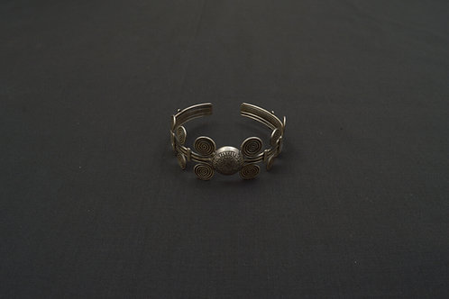 Alankrita Silver Handcuff PSAL1018