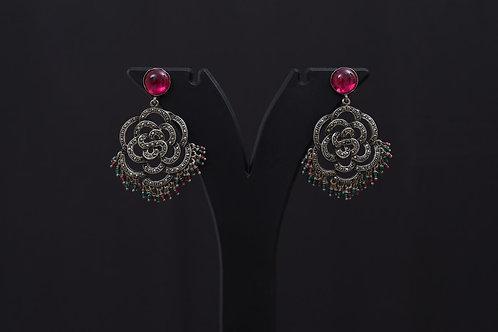 Lasya Silver Earrings PSLA180002