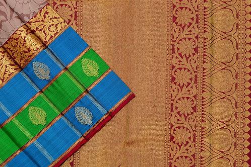 Sita mahalakshmi kanjivaram silk saree PSSM05LRAM200765