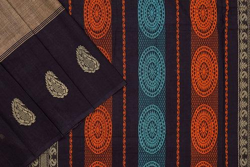 Shreenivas silks hand loom cotton saree PSSR011986