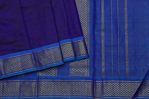 Tharakaram nine and a half yards silk saree PSTK040029