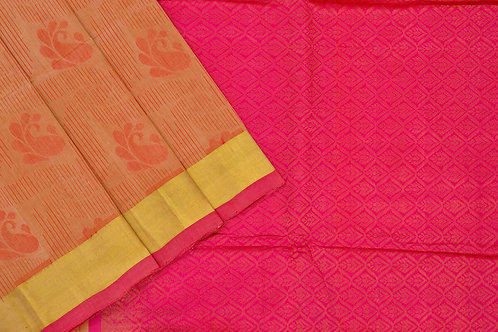 Amrith weaves creation silk Cotton saree PSAC090129