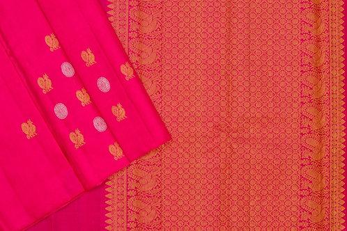 Kanjivaram silk saree SS1860