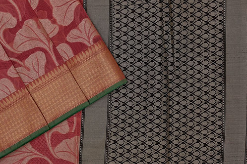 Blended cotton saree SS2181