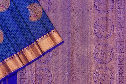 Kanjivaram silk saree SS2123