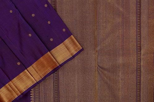 Sita mahalakshmi kanjivaram silk saree PSSM05SMLGAV201114