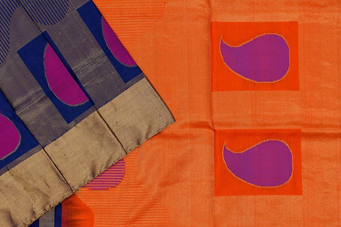 Soft silk saree SS2190