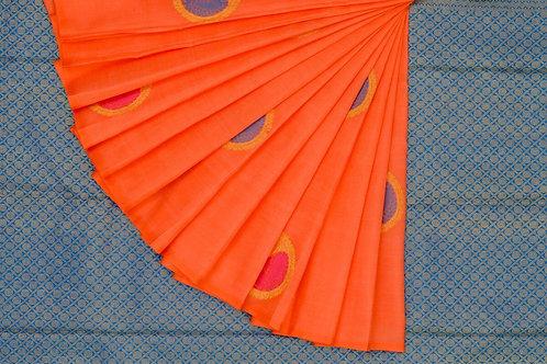 Kanjivaram silk saree SS1569