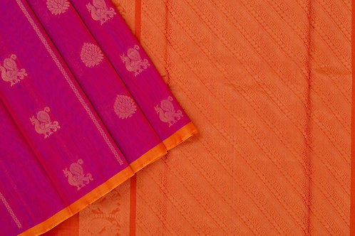 Kamal vasthralaya silk cotton saree PSKV070050