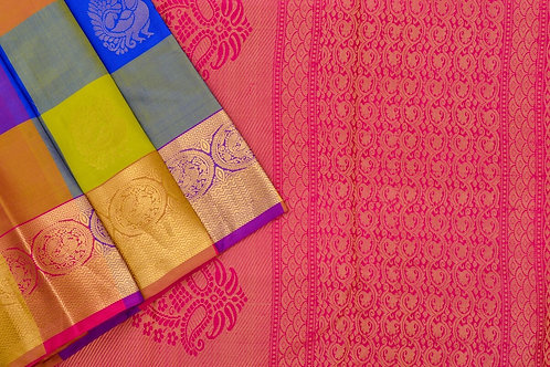 Amrith weaves creation soft silk saree PSAC090066
