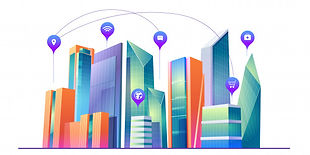 smart-city-with-wireless-communication-t