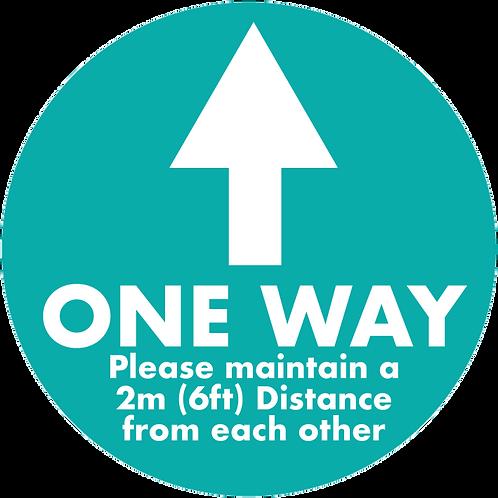 One Way Vinyls