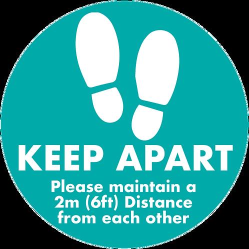 Keep Apart Vinyls