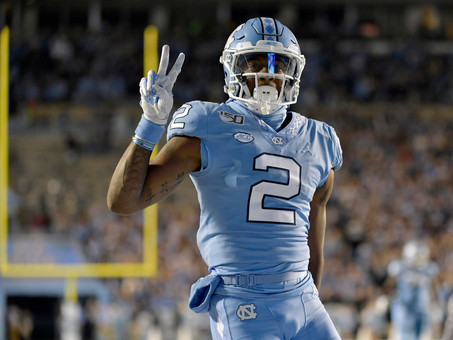 Prospect Overview: Dyami Brown WR North Carolina