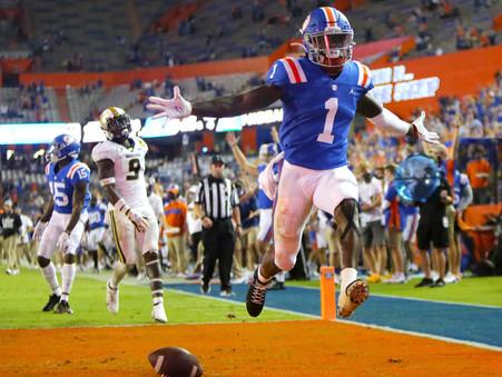 Prospect Overview: Kadarius Toney WR Florida