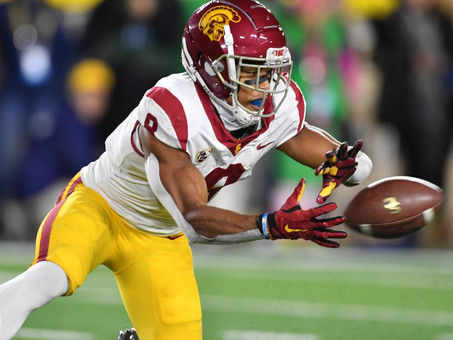 Prospect Overview: Amon-Ra St. Brown WR USC