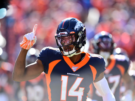 Dynasty Buy, Sell or Hold: Courtland Sutton WR Denver Broncos