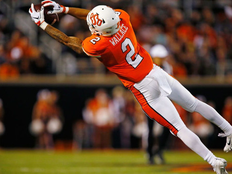 Prospect Overview: Tylan Wallace WR Oklahoma State
