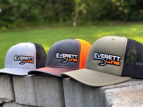 Everett Lures Hats