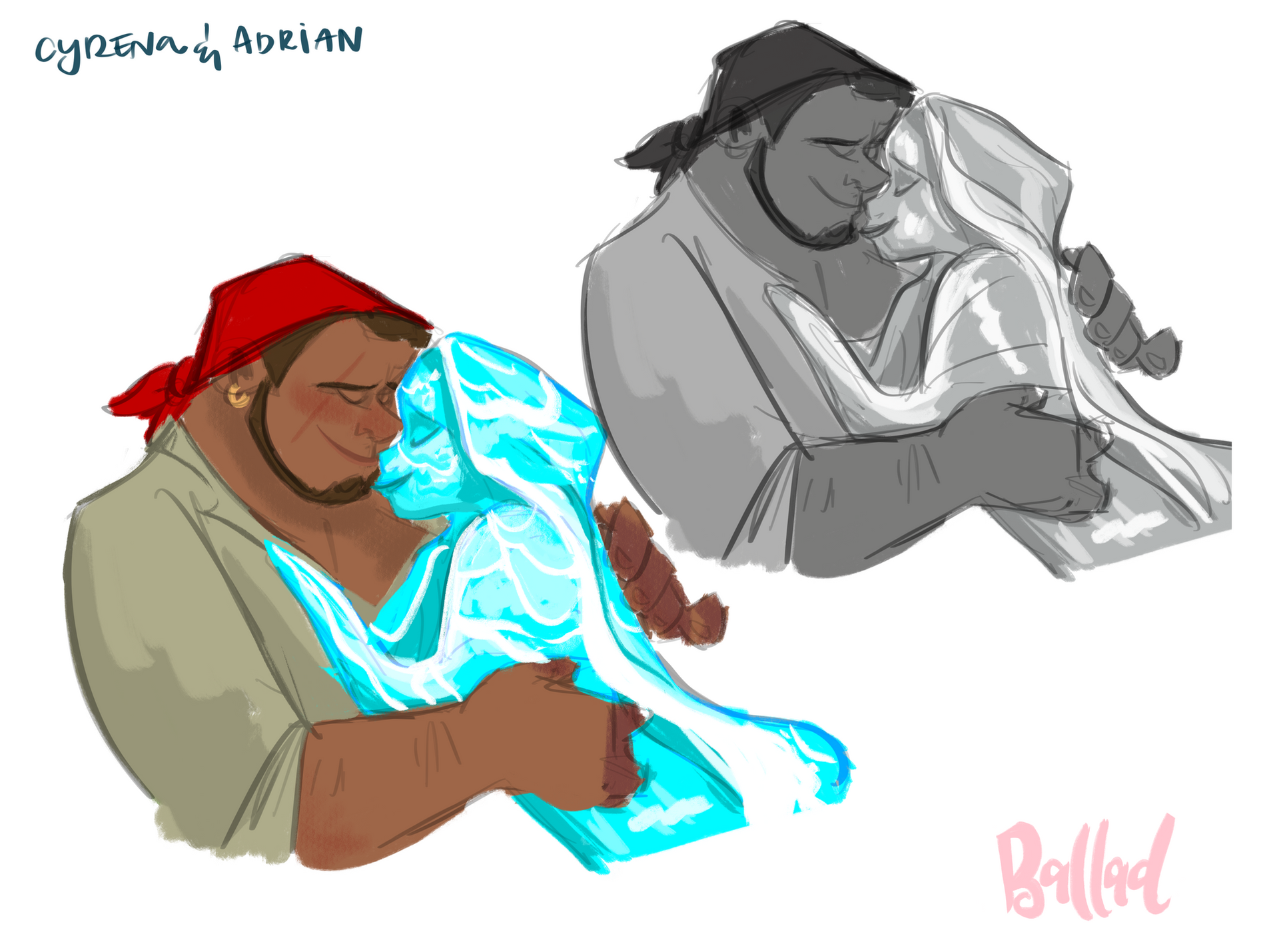 Early Adrian/Cyrena Concept