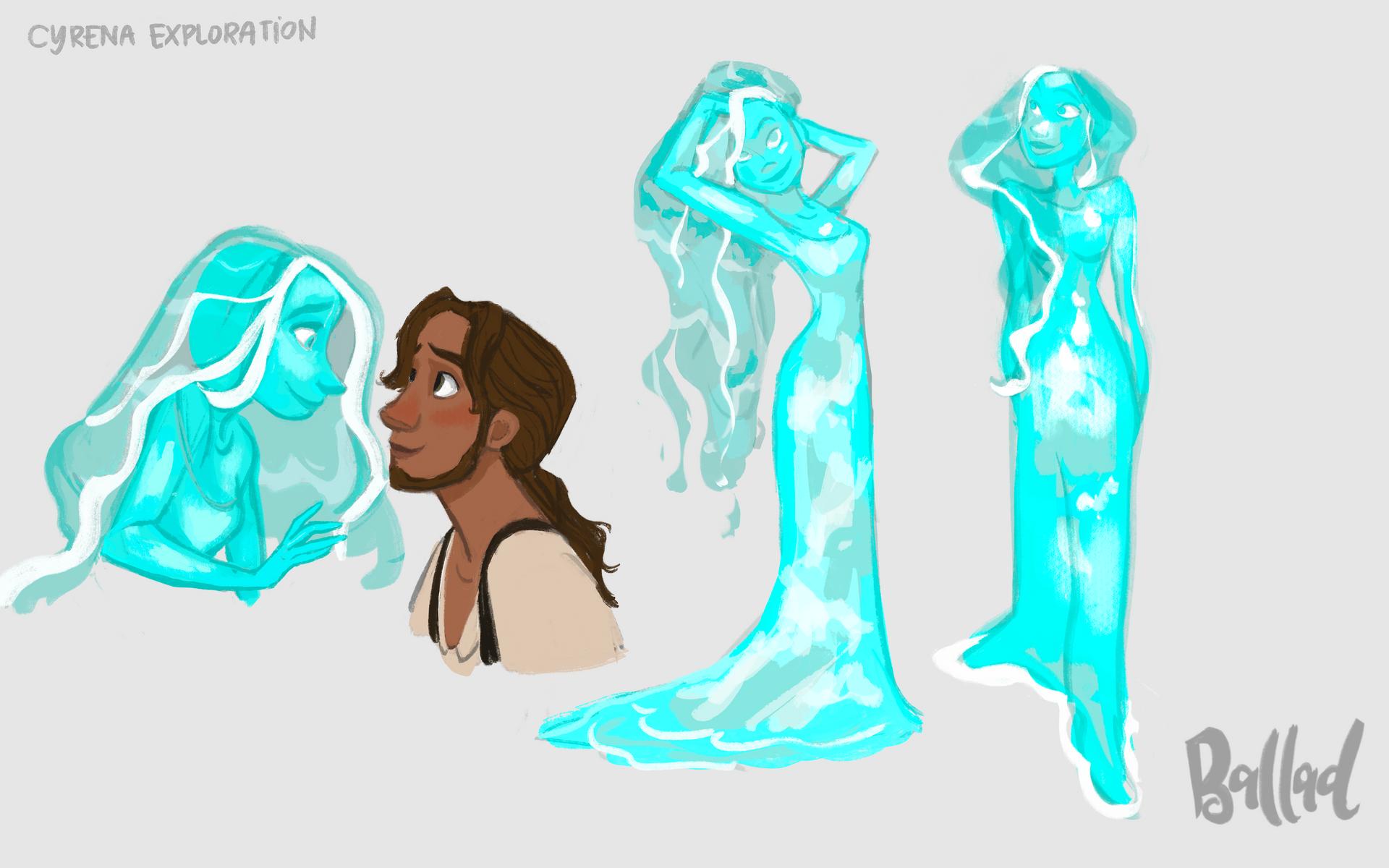Cyrena Explorations