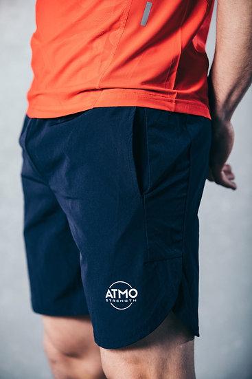 ATMO Hybrid Blue Shorts