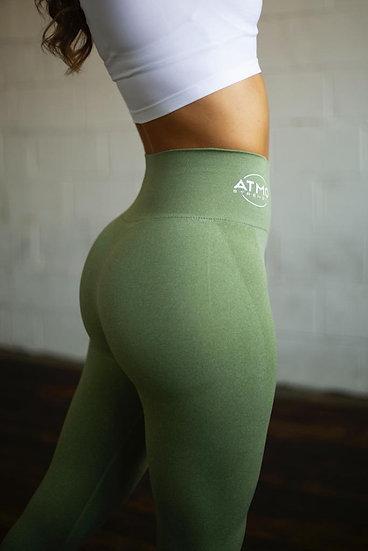 ATMO Avacado Green Leggings