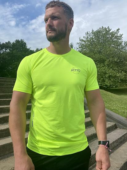 ATMO Fusion Lime Green T-Shirt