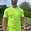 Thumbnail: ATMO Fusion Lime Green T-Shirt