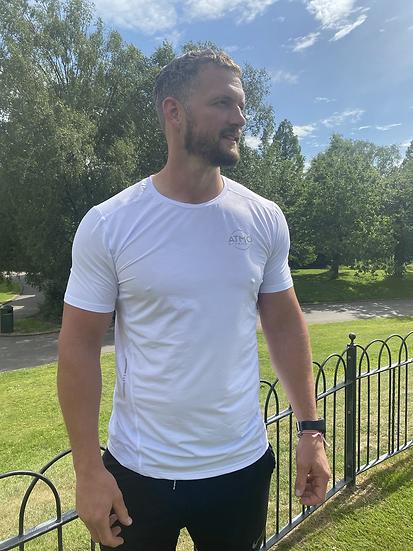 ATMO Fusion Ice White T-Shirt