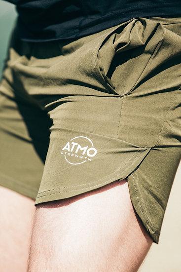 ATMO Hybrid Khaki Shorts