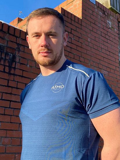 ATMO Original Navy Blue T-Shirt