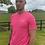 Thumbnail: ATMO Evolve Fuscia Pink T-Shirt