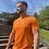 Thumbnail: ATMO Fusion Tiger Orange T-Shirt