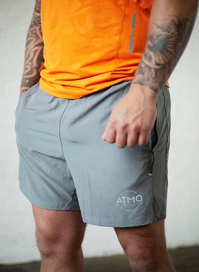 ATMO Stretch Light Grey Shorts