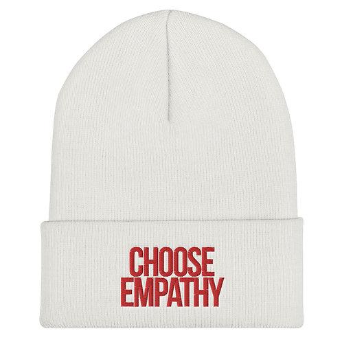 Choose Empathy Beanie