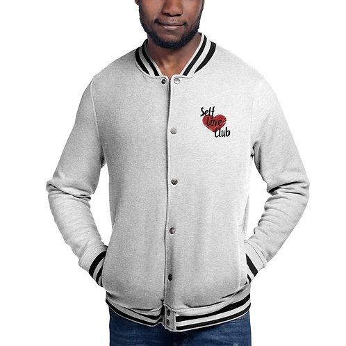 Self Love Club Champion Bomber Jacket