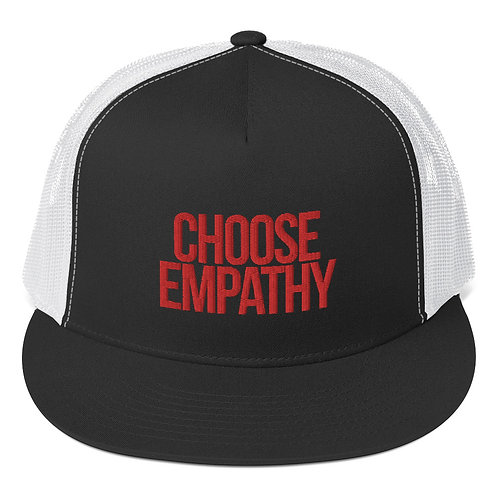 Choose Empathy Mesh Snapback