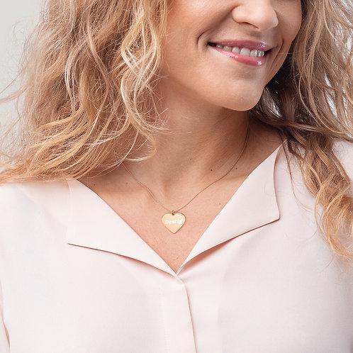 Destig Heart Necklace