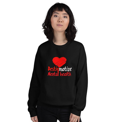 Destig Mental Health Sweatshirt