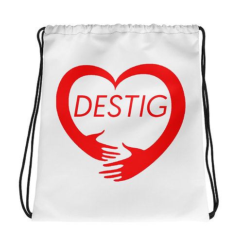 Destig Drawstring bag