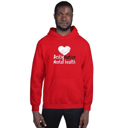Destig Mental Health Hoodie