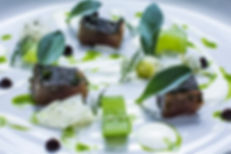 Mackerel Cucumber Oyster