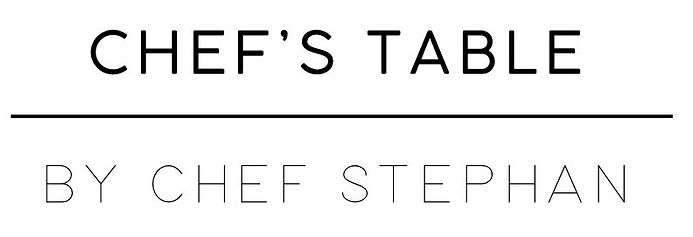 Chef Table Logo